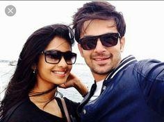 Rajat Tokas, Indian Tv Actress, Girls Dpz, Celebrity Couples, Real Life, Tv Shows, Mens Sunglasses, Actresses, Celebrities