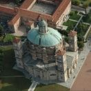 Veduta aerea sulla Basilica