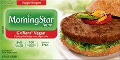 MorningStar Farms® Grillers® Vegan Veggie Burgers #GotItFree