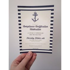 cruise themed bat mitzvah invitation with a ticket for the party