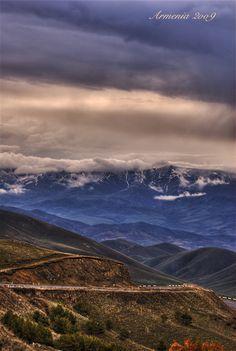 Armenia by Henri Dézéromian, via 500px