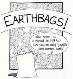 I& decided to build my house out of earthbags, for a variety of reasons which I will post about in-depth soon, but the reason I want to me. Natural Building, Green Building, Building A House, Cob House Plans, Free Floor Plans, Rammed Earth Homes, Earth Bag Homes, Recycled House, Papercrete