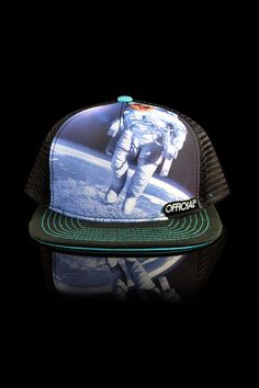 Official Crown Final Frontier SpaceWalk Trucker Black  Official Crown Final Frontier SpaceWalk Trucker Black	    $11.99 64% off retail was $33.00    Choose Size (View sizing chart)
