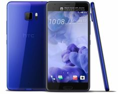 #HTC Officially Announced the #HTCUUltra and #HTCUPlay with Liquid Surface