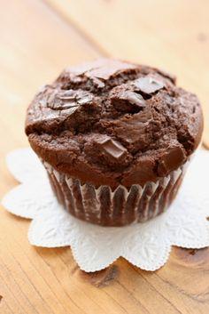チョコレートミルクマフィン
