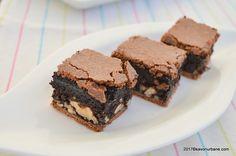 cea mai simpla prajitura cu ciocolata si nuca reteta (1)