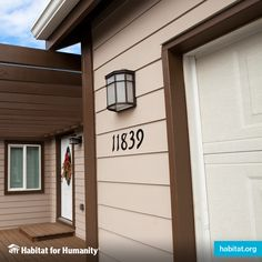 #Fact: Not only does #Habitat for Humanity build new homes, but we also partner with homeowners to repair and improve existing homes, like this one in Los Angeles.