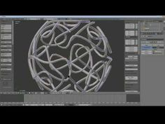 This tutorial shows some of my first prints and what I learned about preparing files for printing in Blender. Blender 3d, How To Use Blender, Blender Models, Inkscape Tutorials, Blender Tutorial, Modeling Tips, 3d Tutorial, 3d Prints, 3d Design