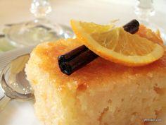 Πορτοκαλόπιτα της Αργυρώς Μπαρμπαρήγου (demideli.com)