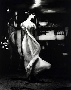 Vintage fashion photography by Lillian Bassman