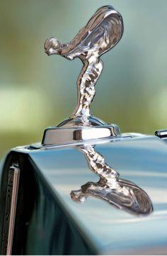"Rolls Royce ""Spirit of Ecstacy"""