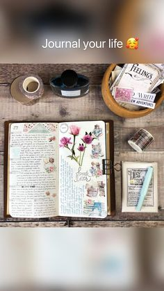 Journal your life 🥰