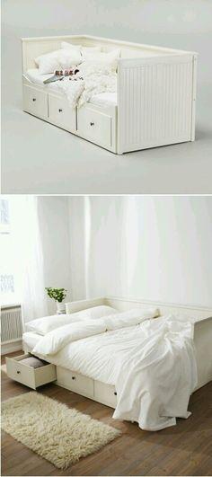 Cama Ikea.