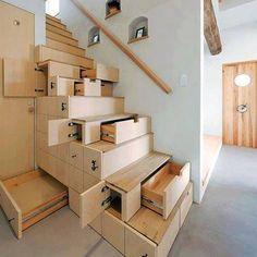 aproveitamento de escadas