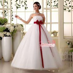 vestido de novia rojo - Google Search