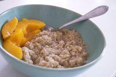 Simple quinoa breakfast recipe