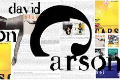 david carson - Google Search David Carson Work, Magazine Spreads, Graphic Design, Editorial, Type, Image, Google Search, Art, Art Background