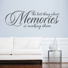 137 best family room wall quotes images in 2019 family room wallslasting memories decor, living room wall decal, living room wall art, living room wall decals, wall removable decals, removable wall mural