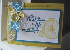Seeing Ink Spots: I Love This Card