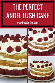 Recipe for angel lush cake