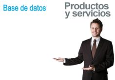 Productos y servicios Base de Datos www.visocym.com Base, Movies, Movie Posters, Shopping, Page Layout, Products, Films, Film Poster, Cinema