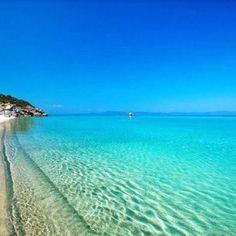 Halkidiki, Greece.
