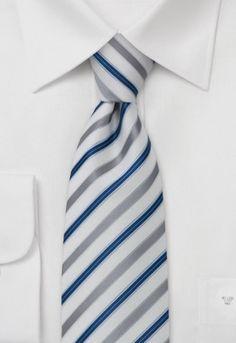 Corbata azul blanco gris microfibra http://www.corbata.org/corbata-azul-blanco-gris-microfibra-p-10818.html