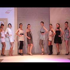 Desperado London dress on Poznan fair 2009 #DesperadoLondon #Fashion #bestdresses