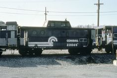 ex PRR N5C Class, 23065 Clearfield PA the other side Mar 16, 1985
