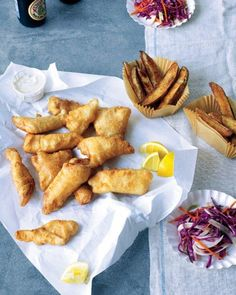 Father's Day Beer-Battered Fish Recipe