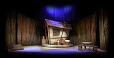 www.zeev-levy.com  set design for: Three Wishes / G. Be'eri     dir: Itai Blaiberg  set: Zeev Levy  costumes: Aviah Bash  lighting: Yuval Cohen     Mofa Theater, FEB 2014