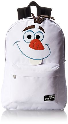 Disney Frozen Olaf Backpack >>> Read more reviews of the product by visiting the link on the image. (This is an Amazon Affiliate link and I receive a commission for the sales)