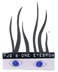 DJG's One Eyebrow