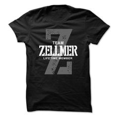 Awesome Tee Zellmer team lifetime member ST44 T shirts