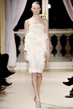 Giambattista Valli Spring 2012 Couture Fashion Show - Bette Franke