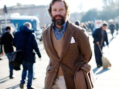 Need a good tweed for winter..