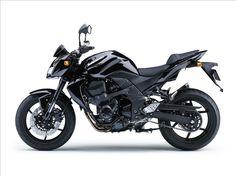 Kawasaki Z750, 2008