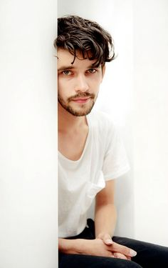 Ben Whishaw-- He's my #1 choice to replace Matt Smith as the Doctor on Doctor Who. Too bad that probably wont happen though. :( He's a cutie, and he's got such cool hair! ;)