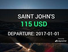 Flight from New York to Saint John's by jetBlue #travel #ticket #flight #deals   BOOK NOW >>>