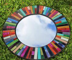 Glass Mosaic, by Schandra Julia