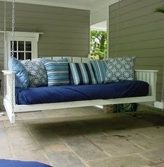 Daybed Swing For Your Porch Because Who Doesn T Love A