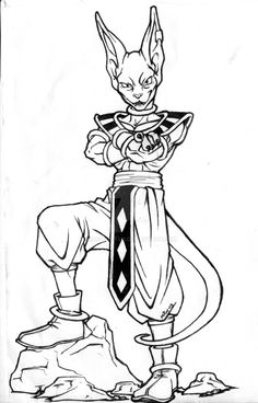 Lord Beerus Female Version Related Keywords & Suggestions - Lord ...