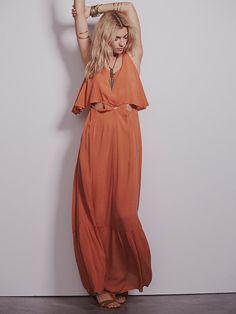 Free People Andalusia Maxi Dress