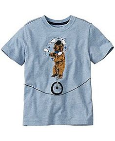 Boys Art Tee In Supersoft Jersey by Hanna Andersson Kids Pajamas 990dac349
