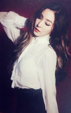 #Tiffany #Miyoung #SNSD #TTS #DearSanta #photoshoot