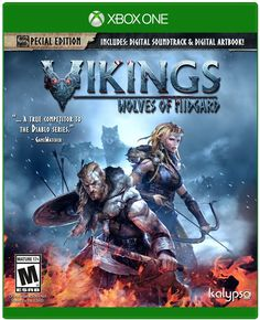 e2fde9720c9d Buy Vikings - Wolves of Midgard Steam Kalypso Media Digital from Wikakom  Steam Games. Start Your Adventure with us!