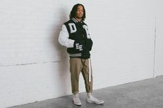 10.Deep Links up With Golden Bear for a Collaborative Varsity Jacket