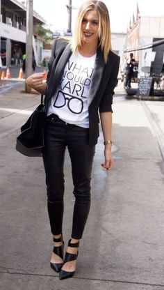 melbourne fashion week - jeans and layers