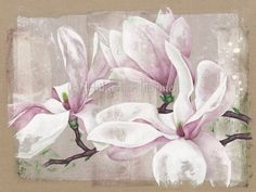Painting Painting Magnolia
