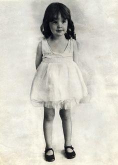 Baby Gumm (aka young Judy Garland)